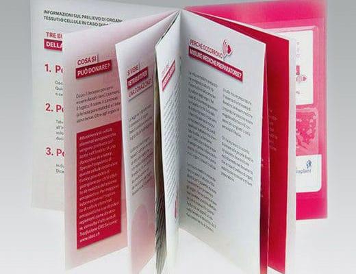 Organspende-Broschüre